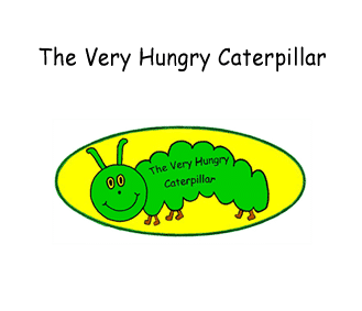 Preschool - Early Childhood Literacy Curriculum based on the storybook The Very Hungry Caterpillar by Eric Carle