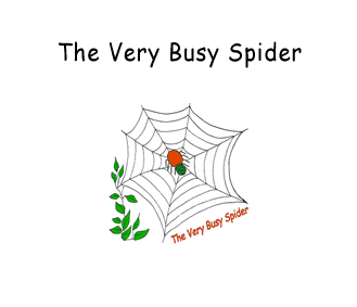 Preschool - Early Childhood Literacy Curriculum based on the storybook The Very Hungry Spider by Eric Carle