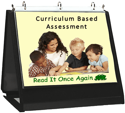 Curriculum Based Assessment Tool