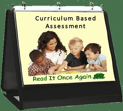 Curriculum Based Assessment Tool