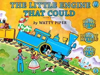The Little Engine That Could by Watty Piper - Preschool Class Curriculum for Teachers