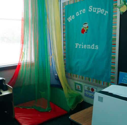 Setting Up A Safe Space In Your Classroom